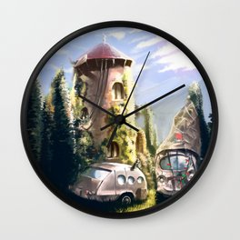 Stani´s Home Wall Clock