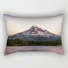 Getting Lost at the Lake Rectangular Pillow