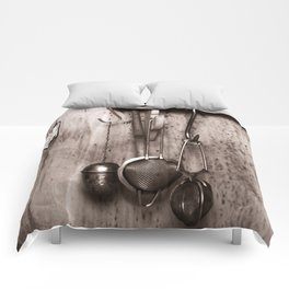 KITCHEN EQUIPMENT Comforters