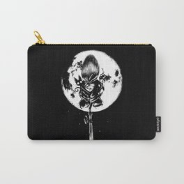 A Noir Witch Carry-All Pouch