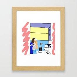 Muse #2 Framed Art Print