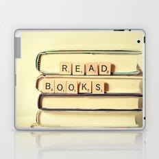 Read Books Laptop & iPad Skin