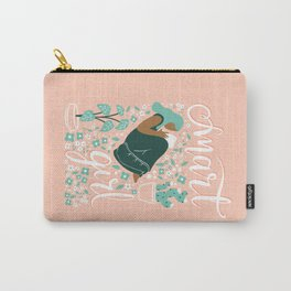 Smart Girl - v4 Carry-All Pouch