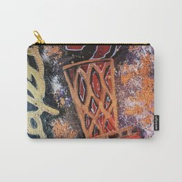 raptors 4,champion,basketball,gold,poster,wall art,2019,winners,NBA,finals,toronto,canada,painting Carry-All Pouch