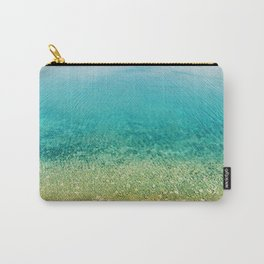 Mediterranean Sea, Italy, Photo Carry-All Pouch