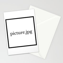 Picture didn't load Stationery Cards