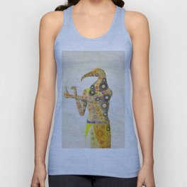 Thoth, God of Egypt Unisex Tank Top