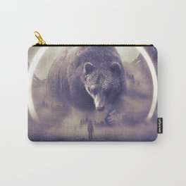 aegis II   bear Carry-All Pouch