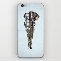 lost in translation iPhone & iPod Skins featuring Lost In Translation by Bill Pyle