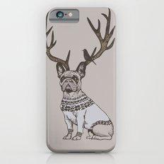 Deer Frenchie Slim Case iPhone 6