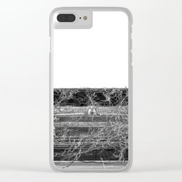 Trapped Liberty Clear iPhone Case