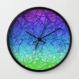 Grunge Art Abstract G57 Wall Clock