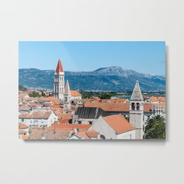 Trogir historical city - Croatia Metal Print