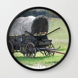 The first RV Wall Clock