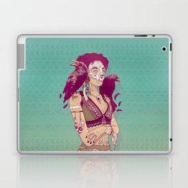 Raven Lady Laptop & iPad Skin