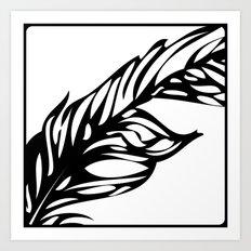 STATIONERY CARD - Flow Art Print