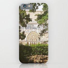 Botanical Garden - Florence iPhone Case