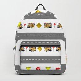 School Bus Fun Backpack
