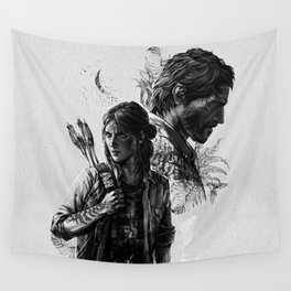 The Last of Us Part II Wall Tapestry