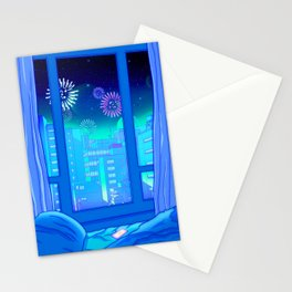 Tokyo Summer Dreams Stationery Cards