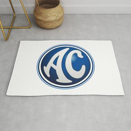 AC Cars Logo Rug