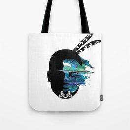 Ancestral Moko Tote Bag