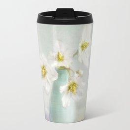 lovely Helleborus Travel Mug