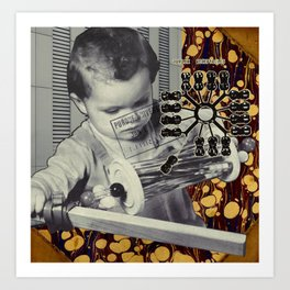 Duplex Receptacles #2 Art Print