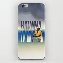 Havana Conguero iPhone Skin