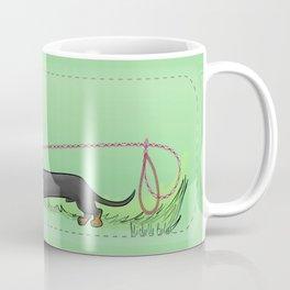 Teckel Coffee Mug