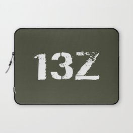 13Z Field Artillery Laptop Sleeve