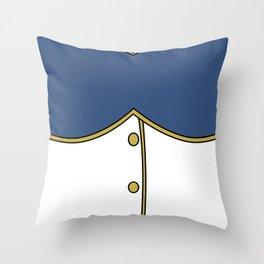 Sayaka Miki Magical Girl Dress  Throw Pillow