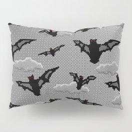 pixel bats Pillow Sham