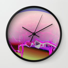 Made of Sand / Avatar Wall Clock