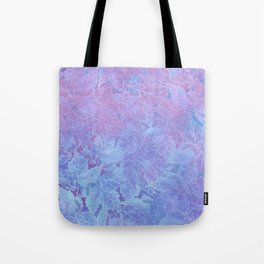 Frozen Leaves 3 Tote Bag