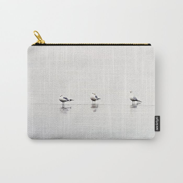seagulls Carry-All Pouch