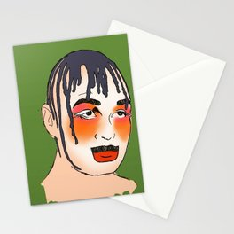 Leigh Bowery TABOO Stationery Cards