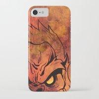 sasquatch iPhone & iPod Cases featuring Sasquatch by Laurelle Armet