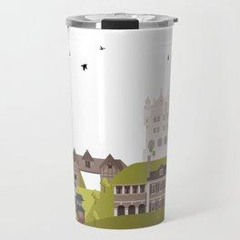The Hill - Toronto Neighbourhood Travel Mug