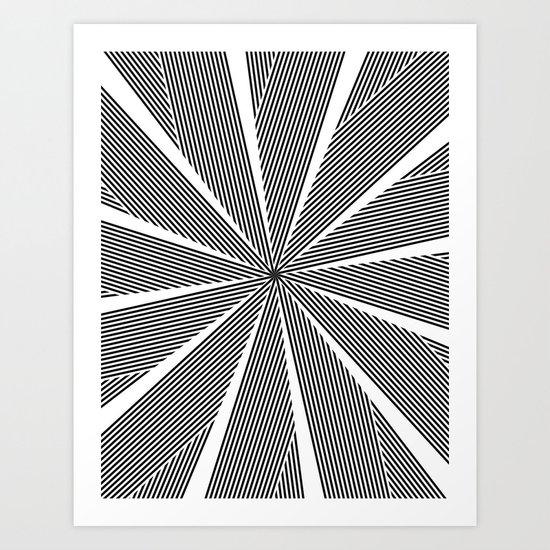 5050 No.9 Art Print