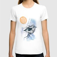 freedom T-shirts featuring Freedom by Cemile Pecquet