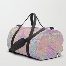 Diagonal fragmentation Duffle Bag