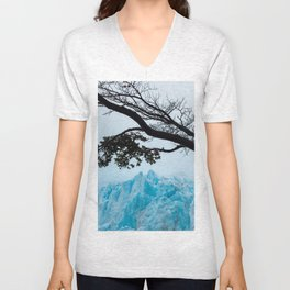 Blue Mountain Unisex V-Neck