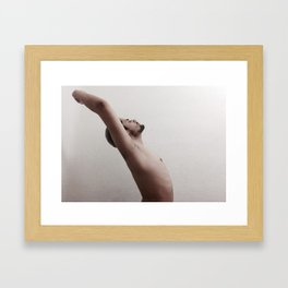 iDENTiDAD Framed Art Print