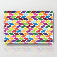 diamonds iPad Cases featuring Diamonds by Wharton