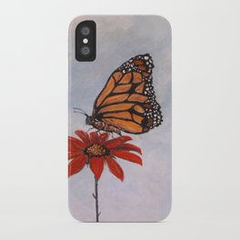 Monarch Majesty iPhone Case
