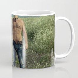 Paper bag couple Coffee Mug