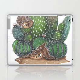 Dessert Owls Laptop & iPad Skin