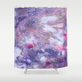Arctic Ice Shower Curtain