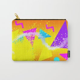 Kyle's brushes 90's decor Carry-All Pouch